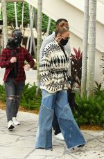 Jennifer Lopez Out for shopping with her husband in Miami