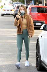 Julianne Hough Out and about in Los Angeles