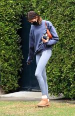 Kaia Gerber Out in West Hollywood