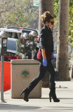 Kate Beckinsale Out in Brentwood