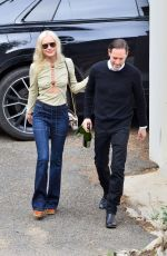 Kate Bosworth Celebrates her 38th birthday with a couple of bottles in Beverly Hills