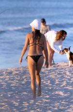 Kate Walsh Enjoying a sunset on the beach in Perth, Australia