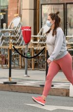 Katharine McPhee Out in Beverly Hills