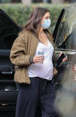 Katharine McPhee Out in in Beverly Hills
