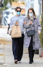 Katharine McPhee Shopping at Croft Alley in Beverly Hills