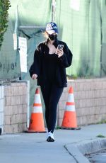 Katherine Schwarzenegger Out for a walk around Brentwood