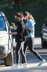 Katherine Schwarzenegger Out in Santa Monica