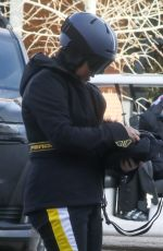 Kendall Jenner Get ready to hit the slopes with friend Fai Khadra and her mom in Aspen
