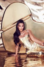 Kim Kardashian - New fragrance Photoshoot - January 2021