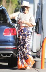 Laeticia Hallyday Out & about in Los Angeles