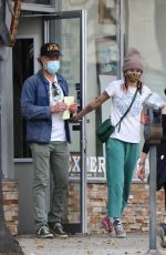 Lena Headey Out in Los Angeles
