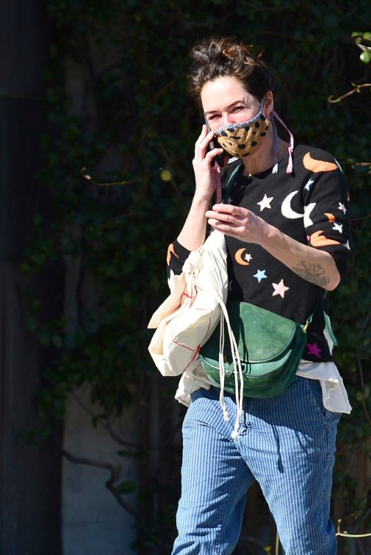 Lena Headey Out in West Hollywood