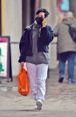 Lily Allen Out for shopping in London