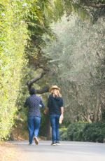 Meg Ryan Weathers COVID with a hike near Los Angeles