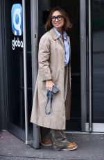 Myleene Klass Out and about in London