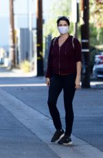 Neve Campbell Out in LA