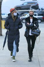 """Nicky Hilton Looks fashionable wearing a """"Playboy"""" sweater while out in Manhattan"""