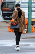 Nicky Hilton Spotted on a coffee run in Manhattan