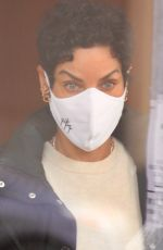 Nicole Murphy Keeps her day busy in West Hollywood