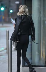 Olivia Attwood Out in Manchester City Center
