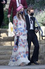 Olivia Wilde And Harry Styles make their romance public at his agent