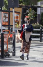 Scout Willis Out in Los Angeles
