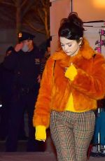 """Selena Gomez Shooting on location for """"Only Murders in the building"""" in New York"""