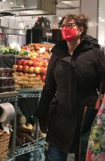 Susan Sarandon Out fro grocery shopping in New York City