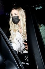 Tana Mongeau Spotted leaving a dinner date at BOA steakhouse in West Hollywood