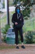 Amber Heard Out in Griffith Park, Los Angeles