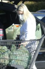 Ariel Winter Out for grocery shopping in Los Angeles