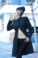 Bai Ling Out in Los Angeles