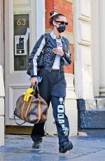 Bella Hadid Heads out in New York City