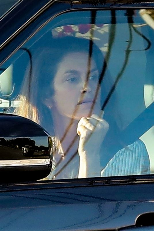 Cindy Crawford Looks happy as she meets up with her son Presley Gerber in Malibu together