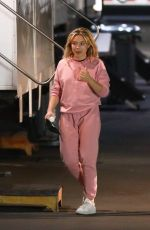Florence Pugh On the set of Don