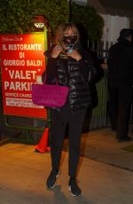 Goldie Hawn & Kurt Russell Out for dinner at Giorgio Baldi in Santa Monica