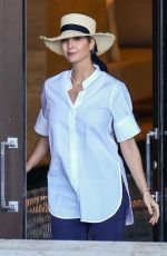 Ivanka Trump Steps out in Miami