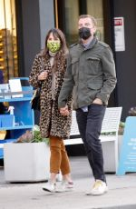 Jordana Brewster Spotted doing some shopping in Venice