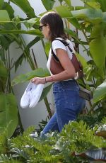 Kaia Gerber and Cindy Crawford out in Miami