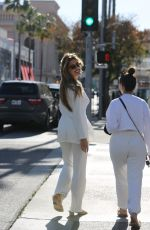 Kara Del Toro Out for shopping in Beverly Hills