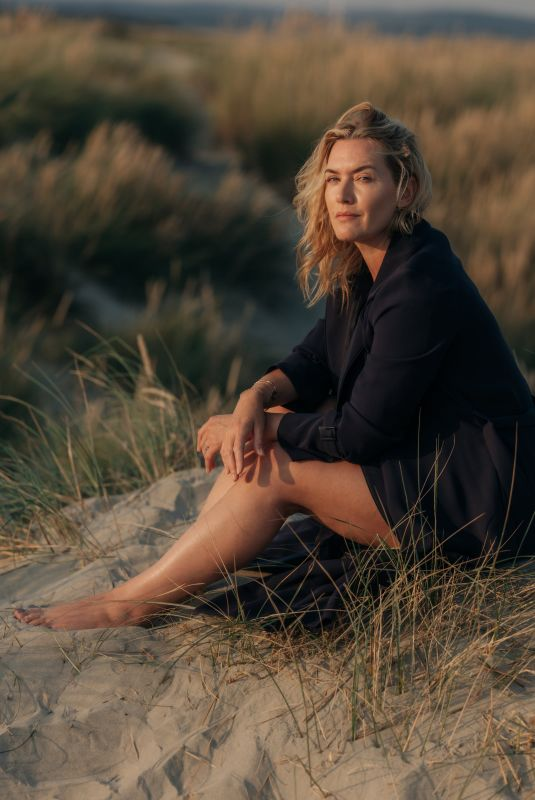 Kate Winslet - Misan Harriman for The Observer Magazine - UK February 2021