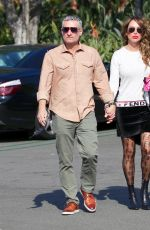 Kelly Dodd Seen with her husband in Newport Beach