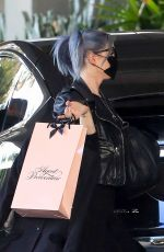 Kelly Osbourne Out for shopping in West Hollywood