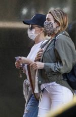 Kylie & Dannii Minogue Stepped out together in Melbourne