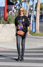 Lady Victoria Hervey Seen in Los Angeles
