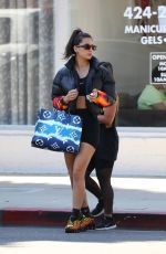 Lexy Panterra Seen heading to the gym in Los Angeles