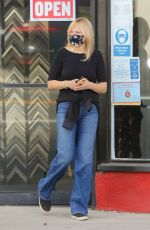 Malin Akerman Running errands in Los Angeles