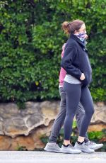 Mandy Moore Out for a walk in Pasadena