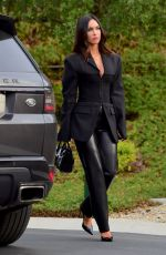 Megan Fox Out on business in Los Angeles