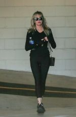 Melanie Griffith Finishes her Friday workout session at a gym in Beverly Hills